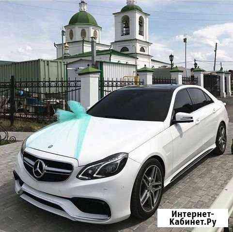 Аренда автомобиля с водителем для свадебных торжес Новый Уренгой