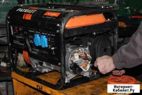Ремонт бензо-генераторов, компрессоров, строительн Сочи