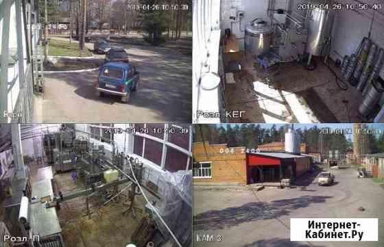 Установка и обслуживание видеонаблюдения. Гарантия Москва
