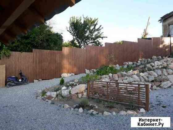 Забор из профнастила, 3D сетки, рабицы Симферополь