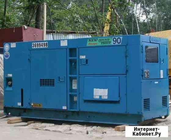 Аренда генератора 60 кВт Denyo в Рентпром Москва