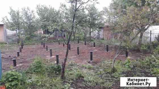 Фундамент на винтовых сваях Юрьев-Польский