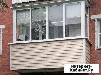 Ремонт балкона без предоплаты под ключ Долгопрудный