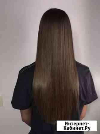 Кератиновое выпрямление, ботокс для волос, локоны Санкт-Петербург