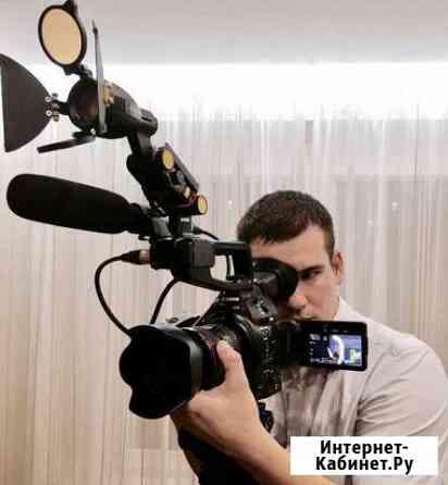 Видеооператор Видеосъемка аэросъемка фото Москва