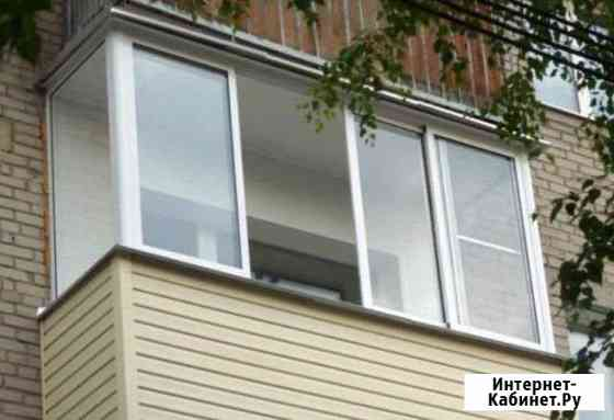 Балконы, лоджии и окна Химки