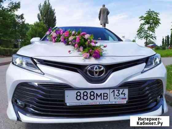 Авто на свадьбу, украшения машин, свадебный кортеж Волгоград