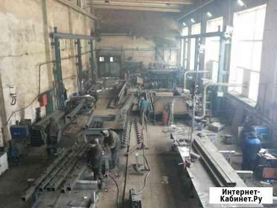 Изготовление металлоконструкций Новосибирск