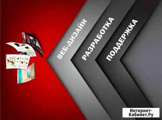 Создание сайтов / Контекстная реклама / SMM Омск
