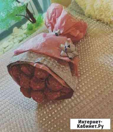 Букеты из конфет Янино-1