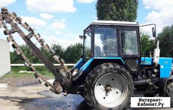 Бара экскаватор земельные работы Стрелецкое Белгород