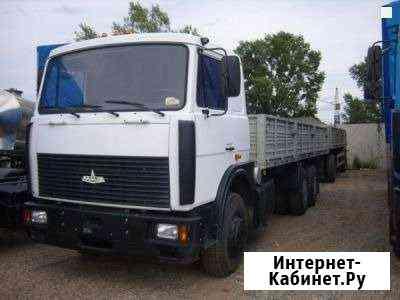 Грузовые перевозки 10 тонн 48 кубов (борт) Краснодар