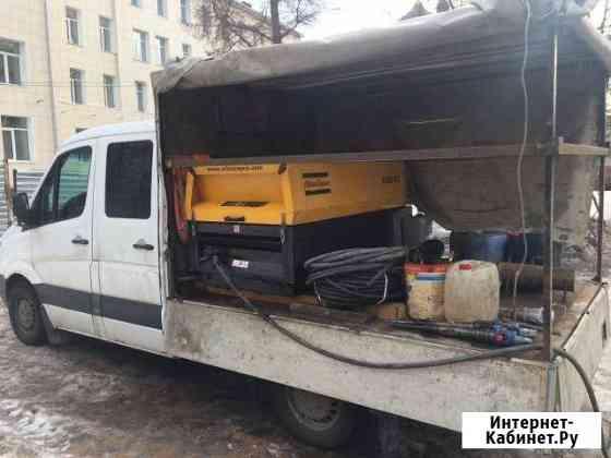 Аренда компрессора с отбойными молотками Москва