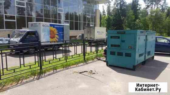 Аренда дизельного генератора 216 кВт Москва