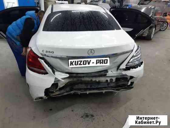 Кузовной ремонт Покраска авто Ремонт вмятин Москва
