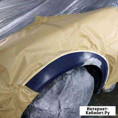 Покраска авто,ремонт бамперов, кузовной ремонт Стерлитамак