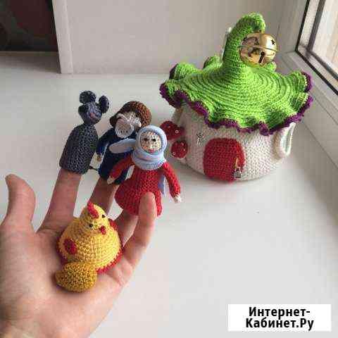 Вяжу игрушки на заказ Самара