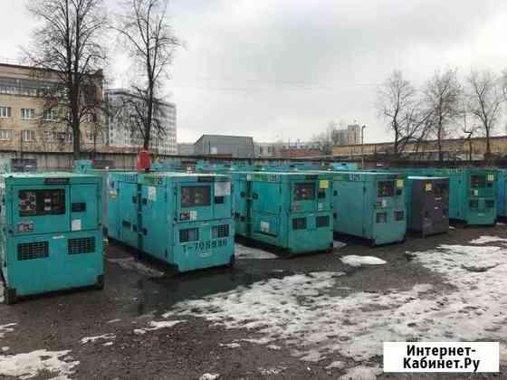 Аренда дизель генератора 360 кВт Москва