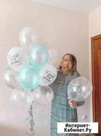 Воздушные шары, фонтаны, композиции, инсталляции Санкт-Петербург