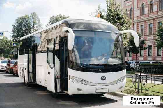 Автобус на свадьбу, транспорт на заказ, перевозки Санкт-Петербург