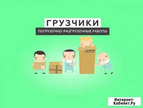 Услуги профессиональных грузчиков Нижний Новгород Нижний Новгород