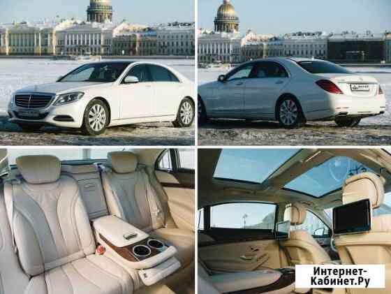 Аренда машины и автобуса с водителем на свадьбу Пушкин