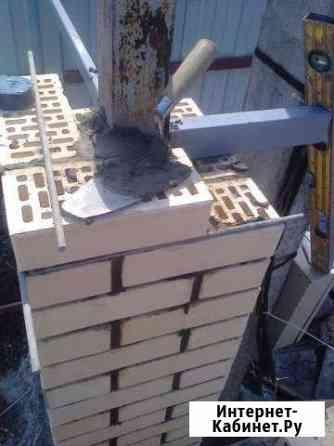Бригада каменщиков кровельщиков выполнит строител Омск