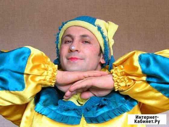 Клоун на детские праздники и ведущий на взрослые Нижний Новгород