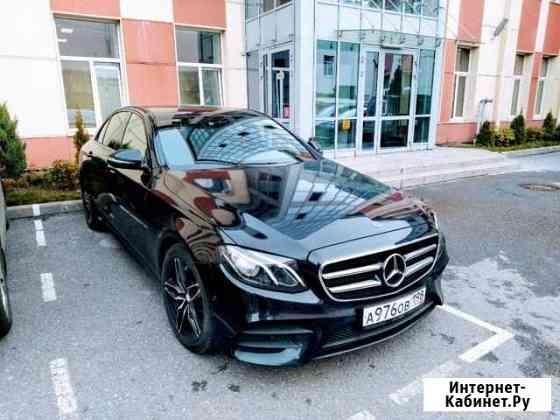Аренда автомобиля с водителем Санкт-Петербург