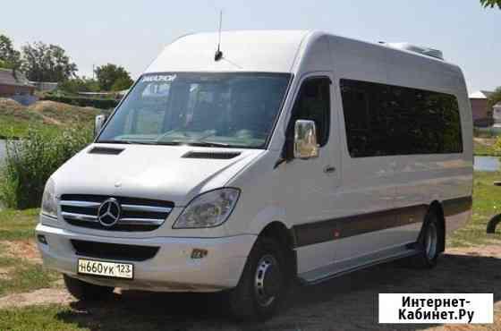Заказ микроавтобуса, аренда автобуса,свадьба,вахта Краснодар