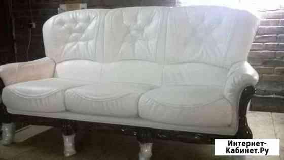 Перетяжка,изготовление, ремонт мягкой мебели Красноярск