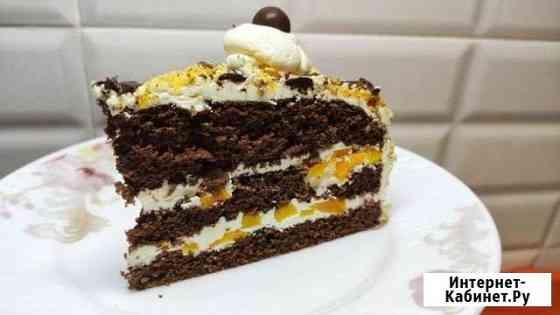 Домашние торты на заказ Чебаркуль