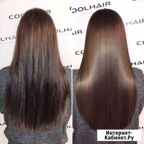 Кератиновое выпрямление, восстановление волос Уфа