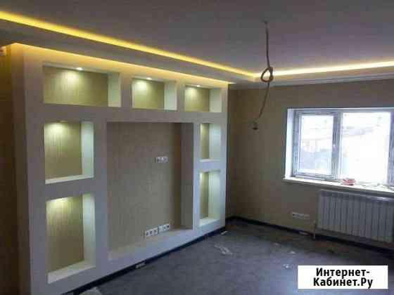 Частные ремонт дома,квартиры,все виды строительно Новопетровское