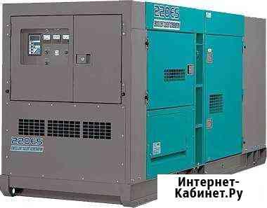 Аренда дизельного генератора 160 кВт в Энергоснаб Москва