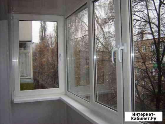 Окна,балконы от завода под ключ в Феодосии Феодосия