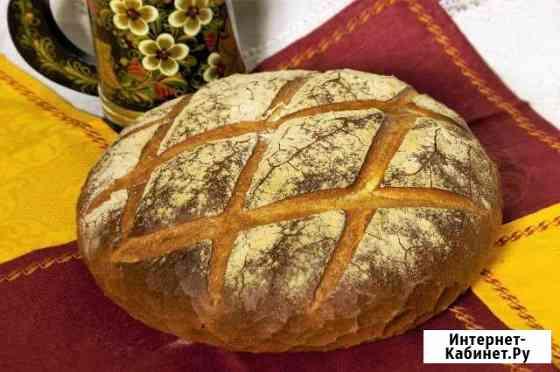Домашний хлеб, выпечка от пекарни Москва
