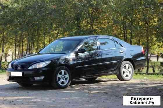 Аренда авто с выкупом Toyota Camry Иркутск