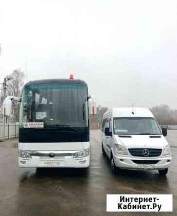 Аренда, заказ автобуса. Пассажирские перевозки Нижний Новгород