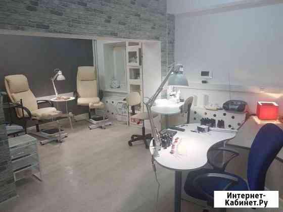 Рабочее место мастера маникюра Москва
