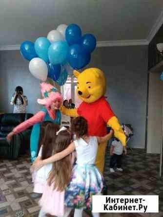 Аниматоры и ростовые куклы на детский праздник Ростов-на-Дону