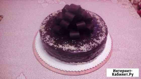 Делаю домашние торты под заказ Омск