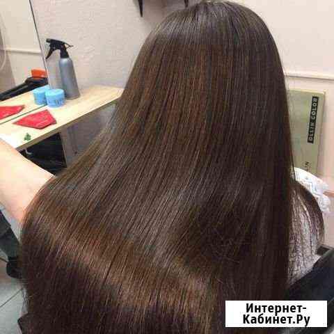 Кератиновое выпрямление волос, ламинирование волос Набережные Челны