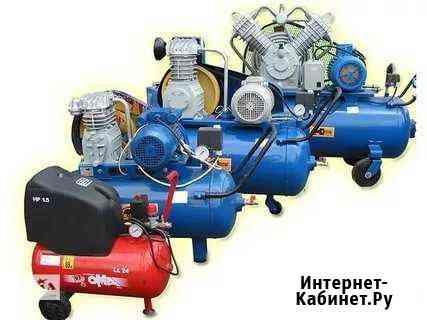 Аренда,прокат и продажа компрессоров Санкт-Петербург