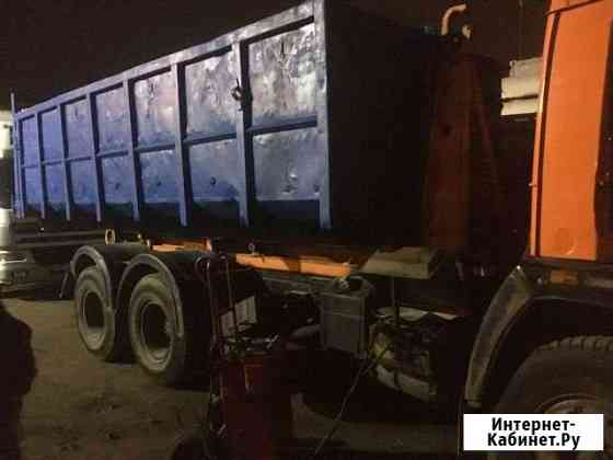 Вывоз строительного мусора и снега Голицыно