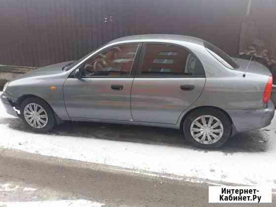 Аренда Chevrolet Lanos Иркутск
