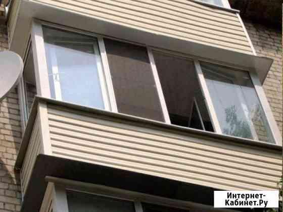 Окна пвх. Балконы под ключ Алексин