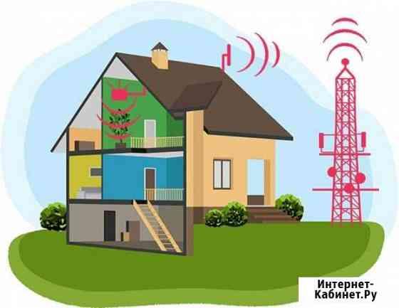 Быстрый интернет в загородный дом, дачу Петрозаводск