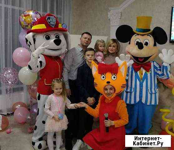 Аниматоры Детские праздники Будённовск