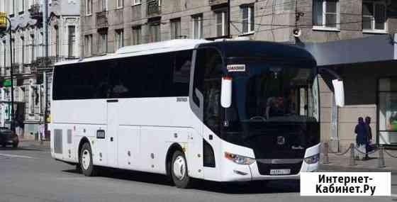 Аренда/заказ автобуса. Корпоратив/Перевозка детей Санкт-Петербург